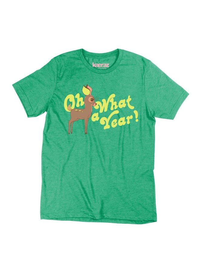 Oh What A Year Tee