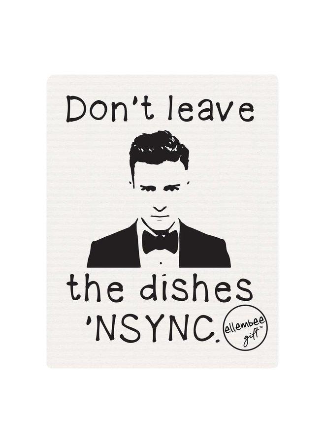 Funny Swedish Dishcloth