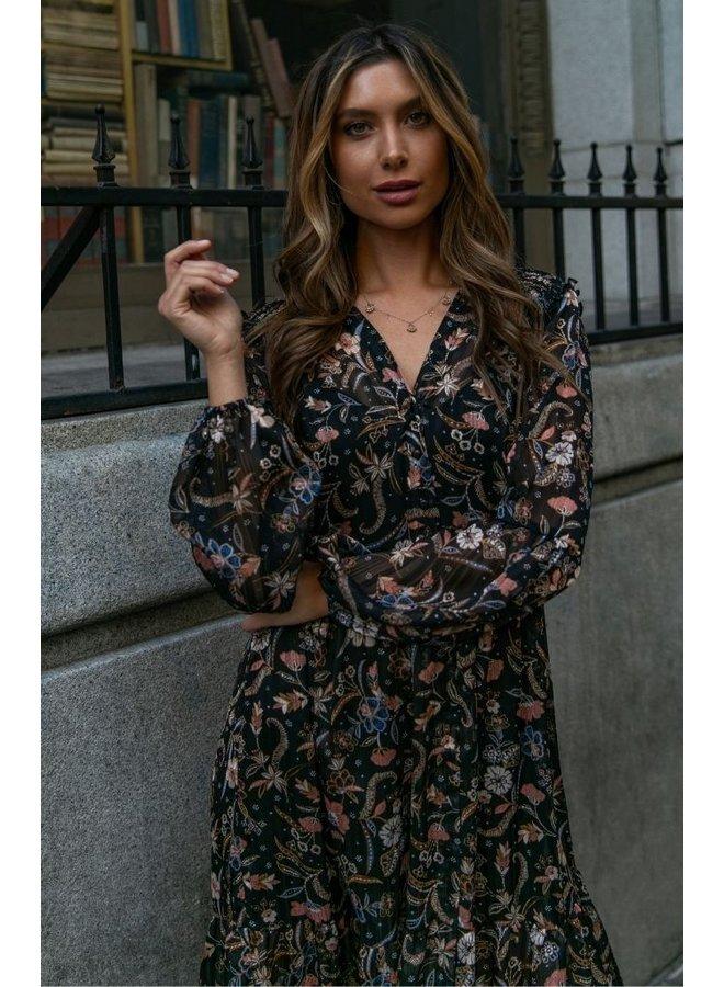 Shiloh Midi Dress