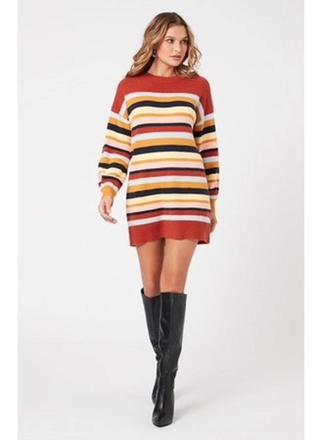 Country Comfort Knit Dress