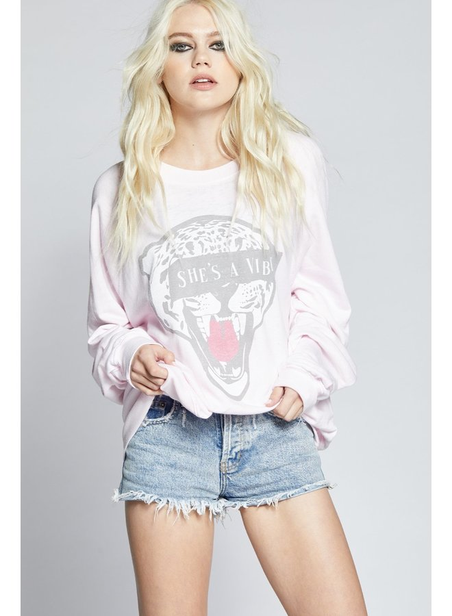 She's A Vibe Sweatshirt