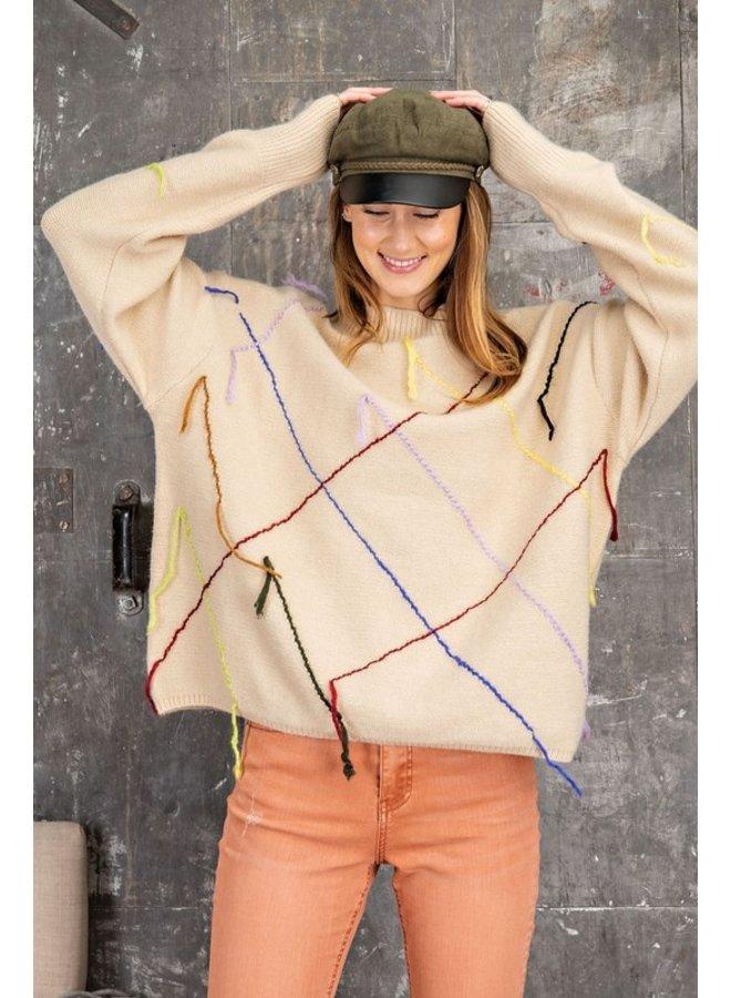 Loose Thread Sweater