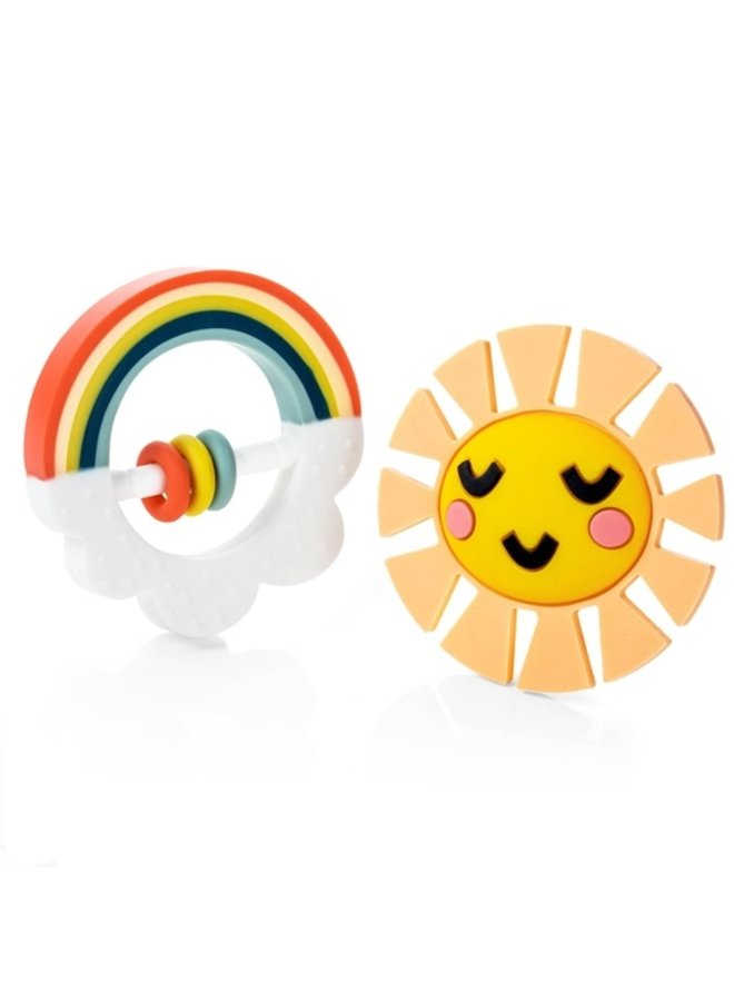 Little Rainbow Teethers
