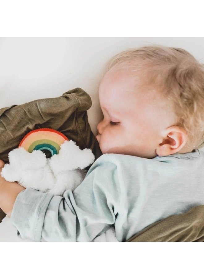 Little Rainbow Lovey
