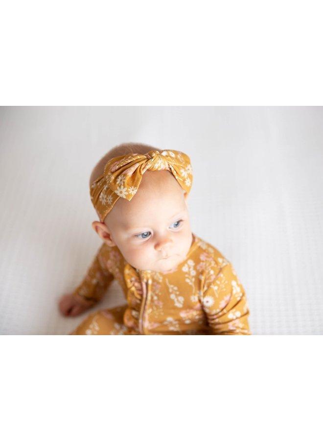 Bamboo Floral Headband