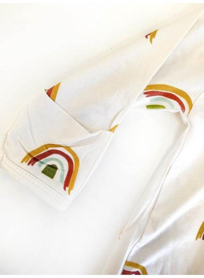 Bamboo Rainbow Pajamas