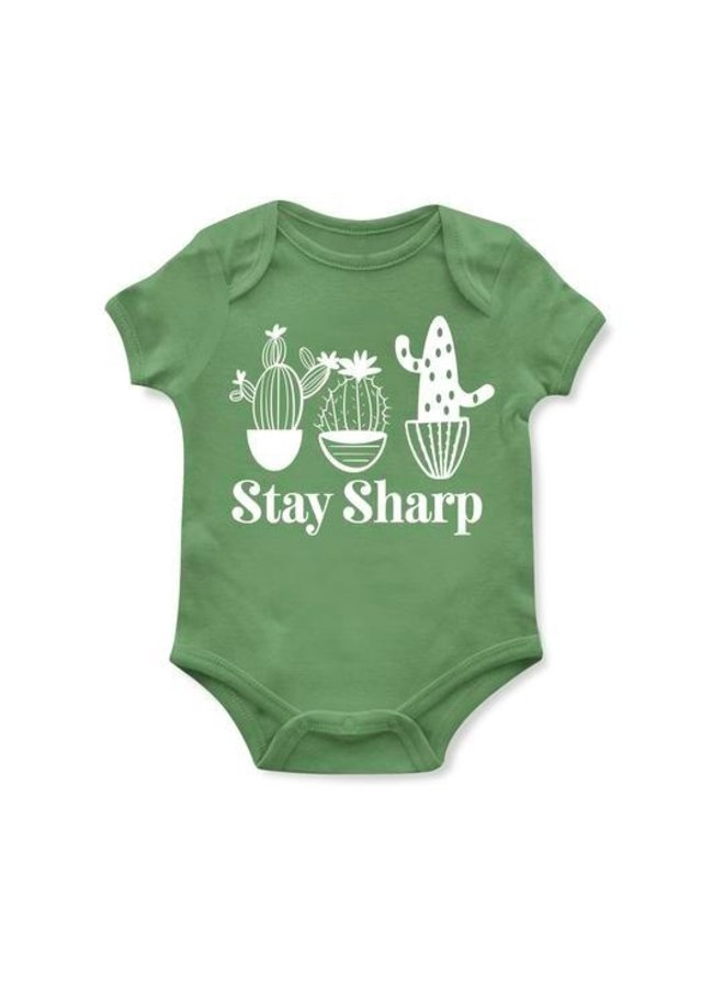 Stay Sharp Onsie