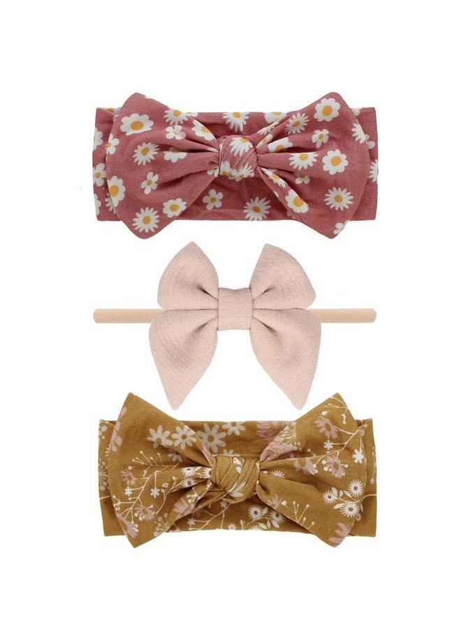 Bamboo Headband Set