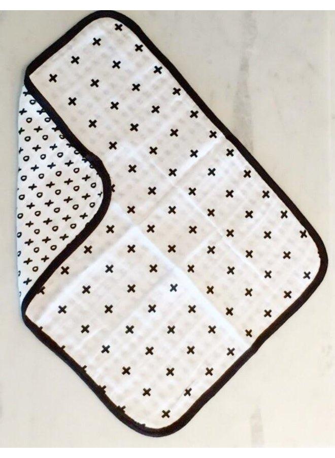 Organic Muslin Burp Cloth