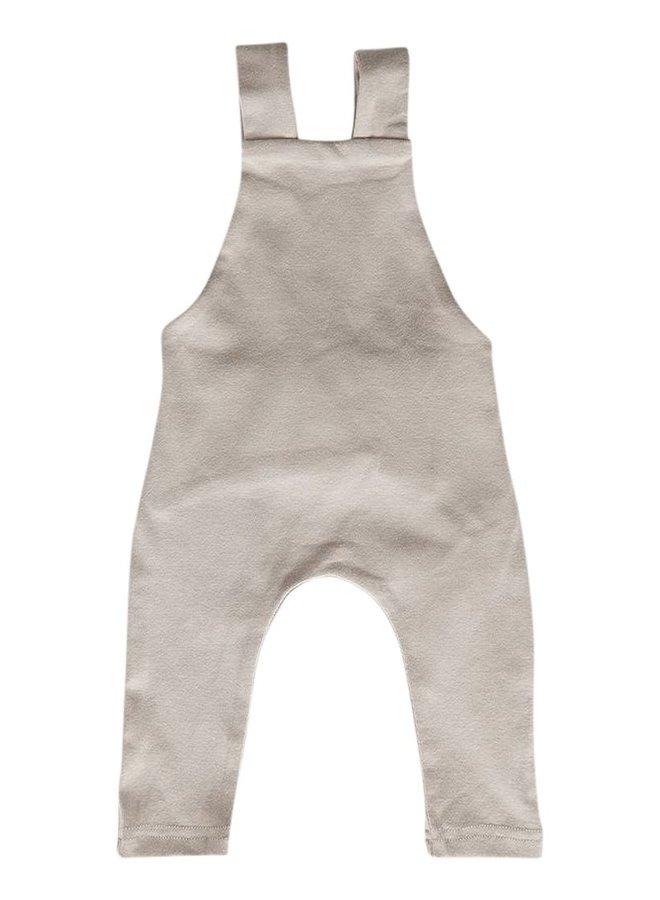 Ash Cotton Overalls