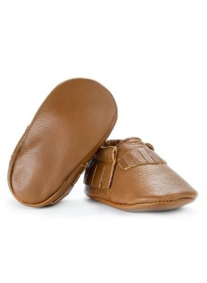 Brown Baby Moccasin
