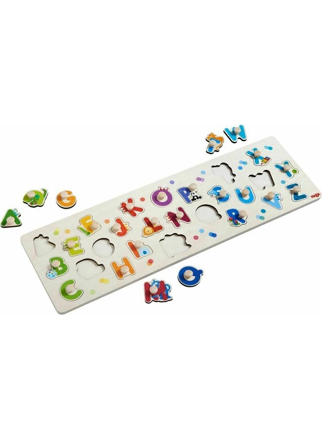 ABC Clutching Puzzle