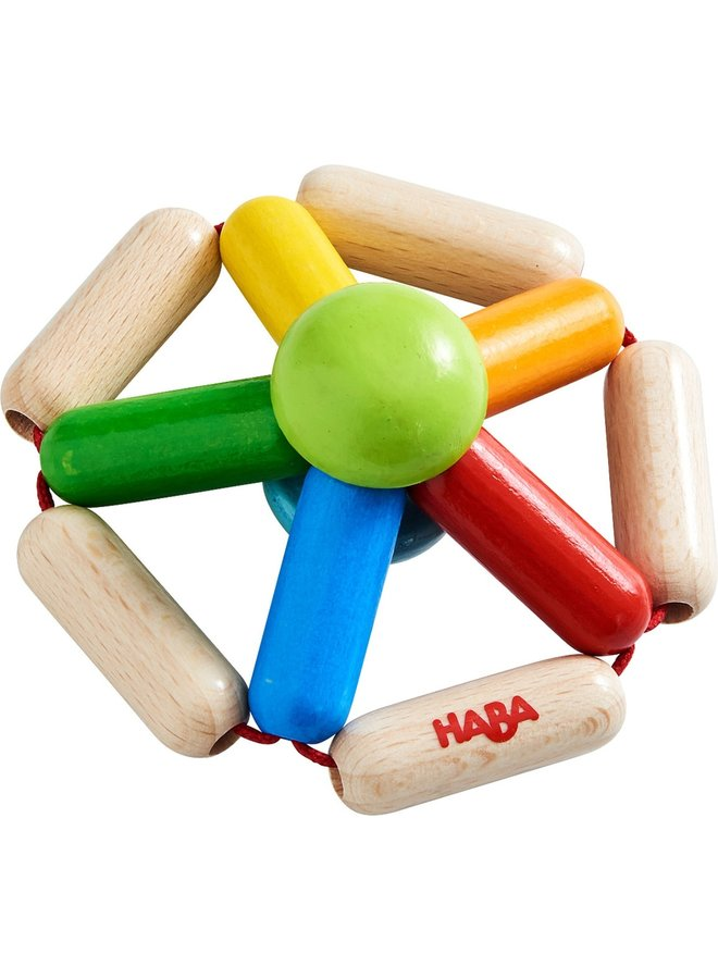 Carousel Wooden Clutching Toy