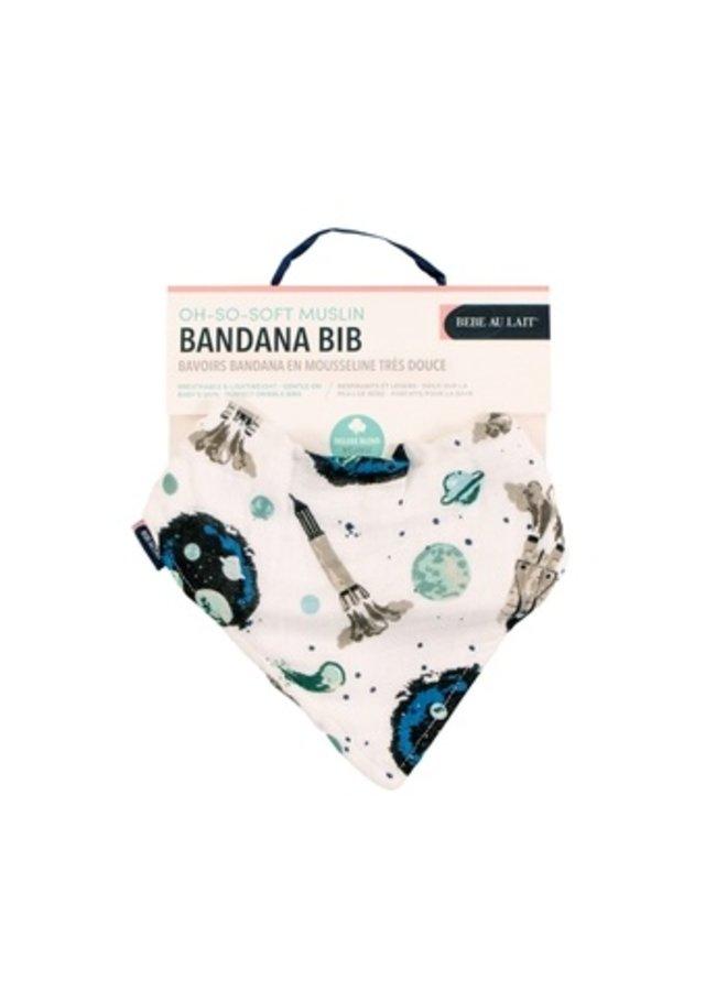 Muslin Bandana Bib