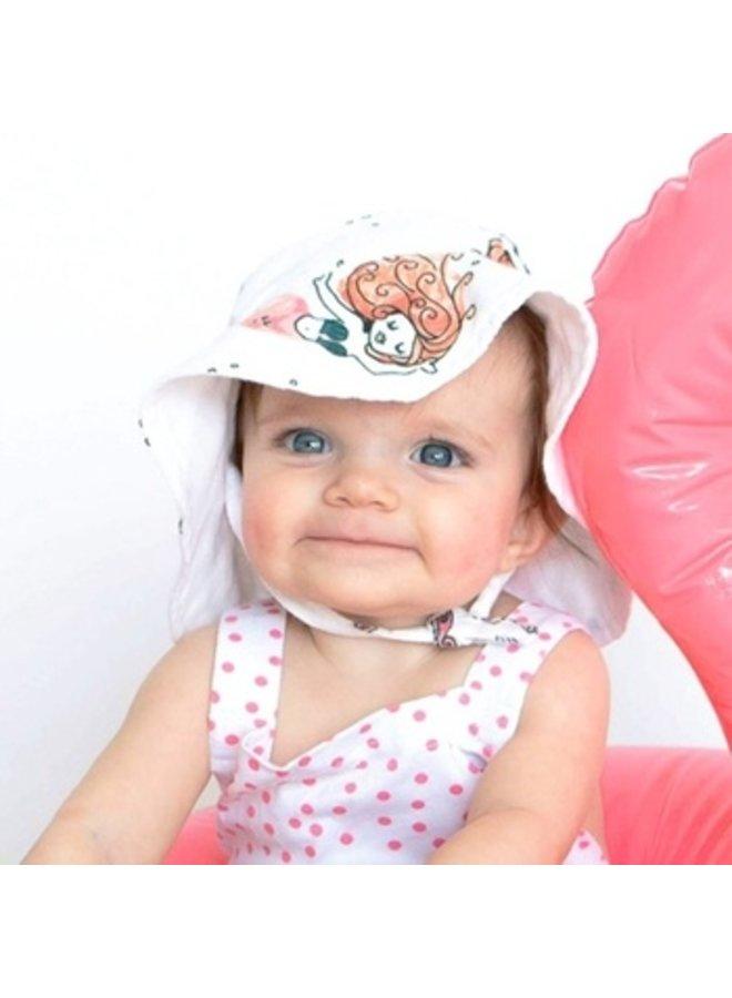 Muslin Sun Hat