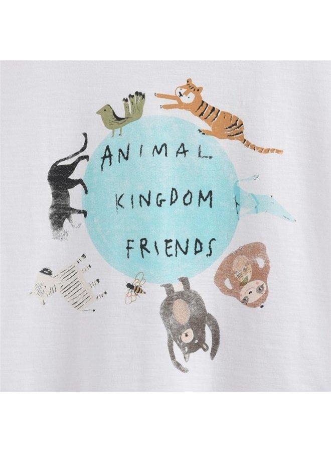 Animal Friends Tee