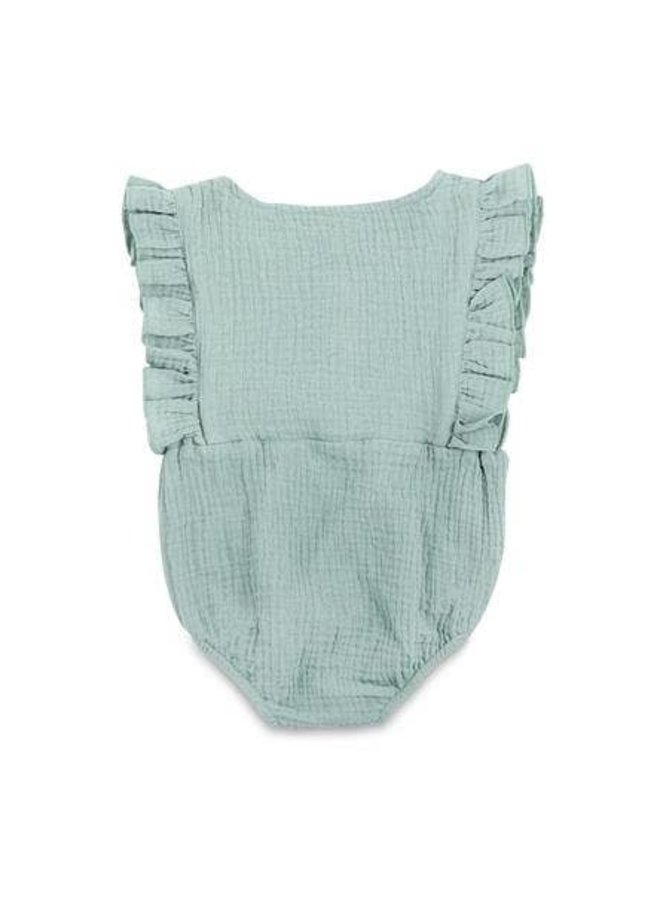 Organic Baby Romper