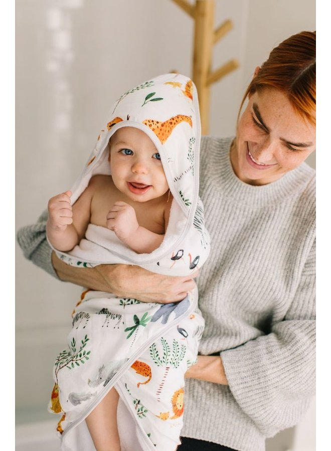 Hooded Towel Set
