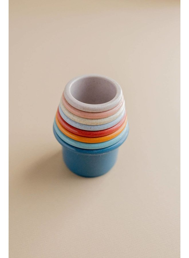 Animal Stacker Cups