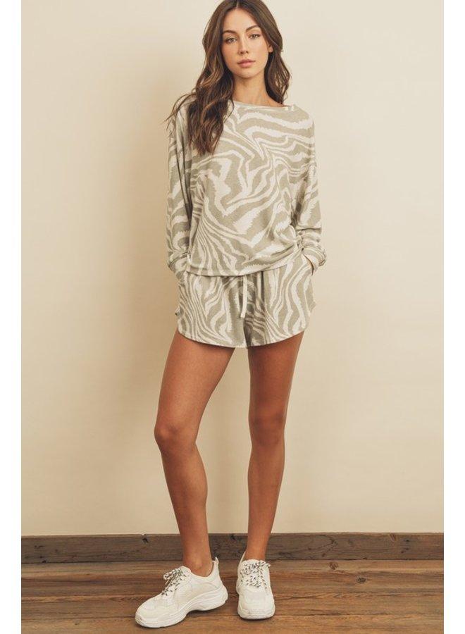 Safari Lounge Shorts