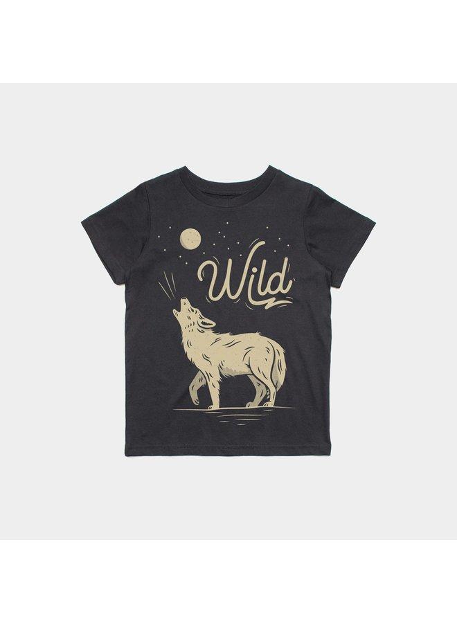 Wild Wolf Tee