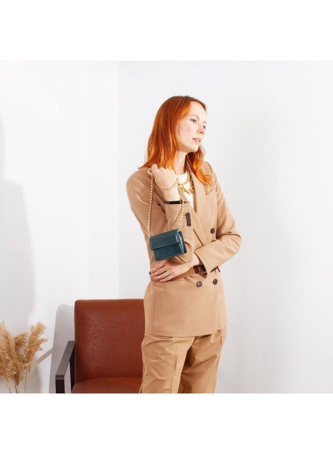 Mini Bianca Vegan Leather Purse