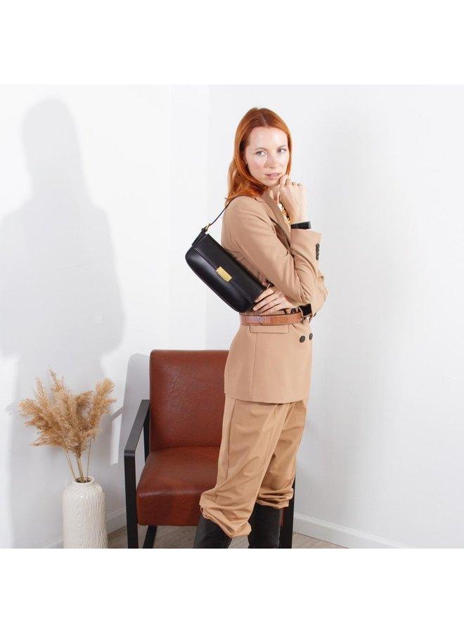 Claire Vegan Leather Purse