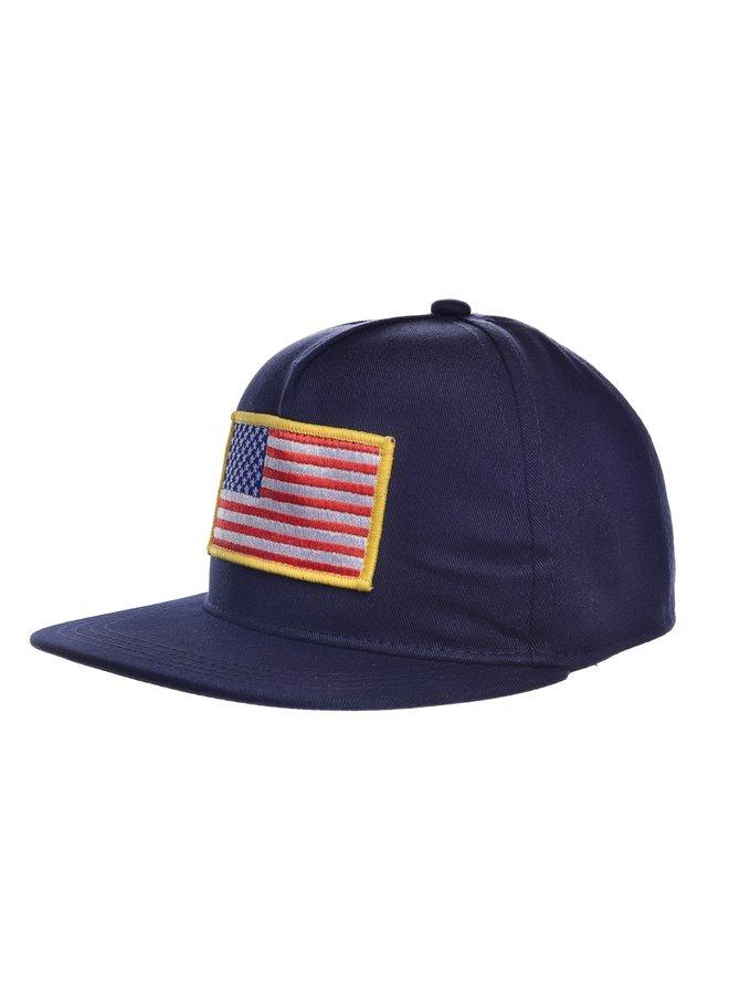 Navy USA Trucker