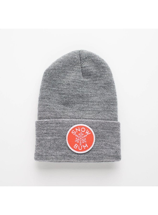 Toddler Beanie with Patch
