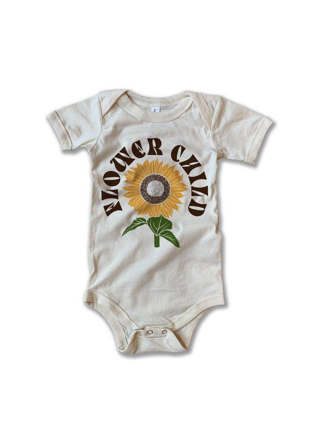 Flower Child Onesie