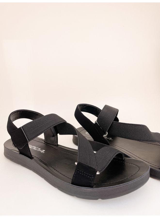 Velcro Sandal
