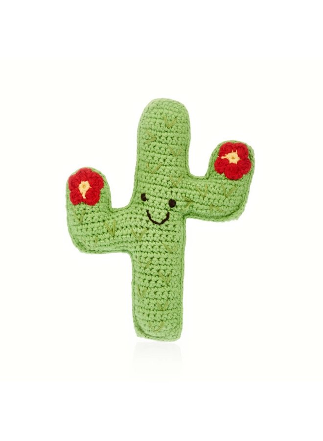 Friendly Cactus Rattle Apple