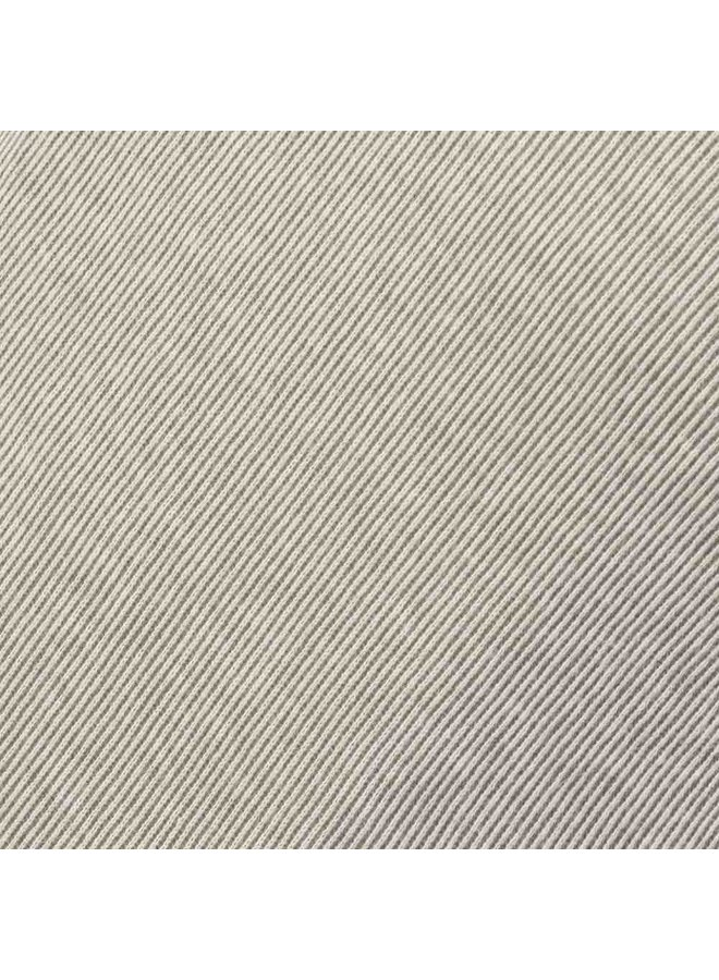 Grey Pinstripe Ruffle Bloomer
