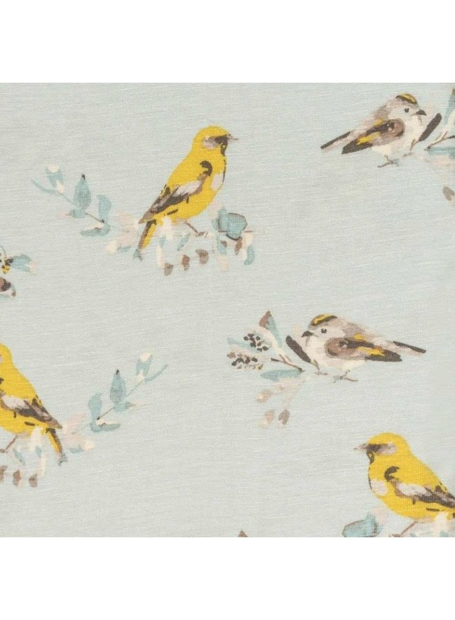 Blue Bird Dress & Bloomer Set