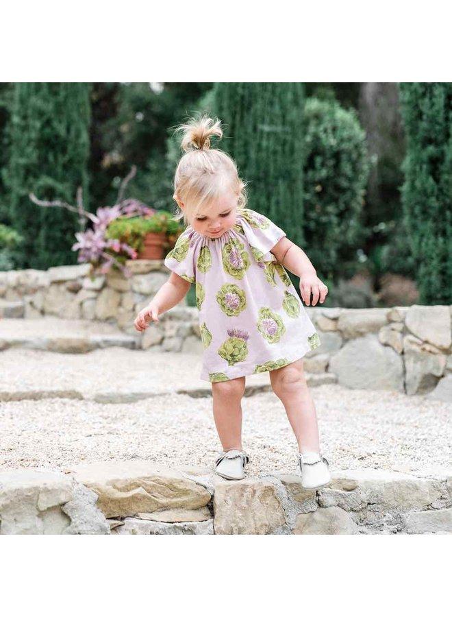 Water Lily Dress & Bloomer Set