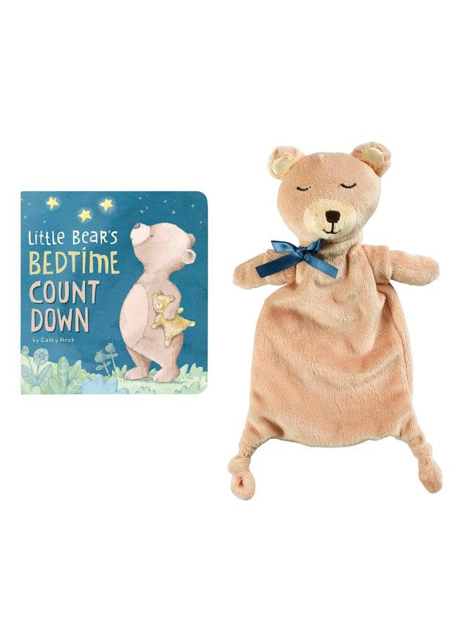 Bear- Board Book and Plush Gift Set