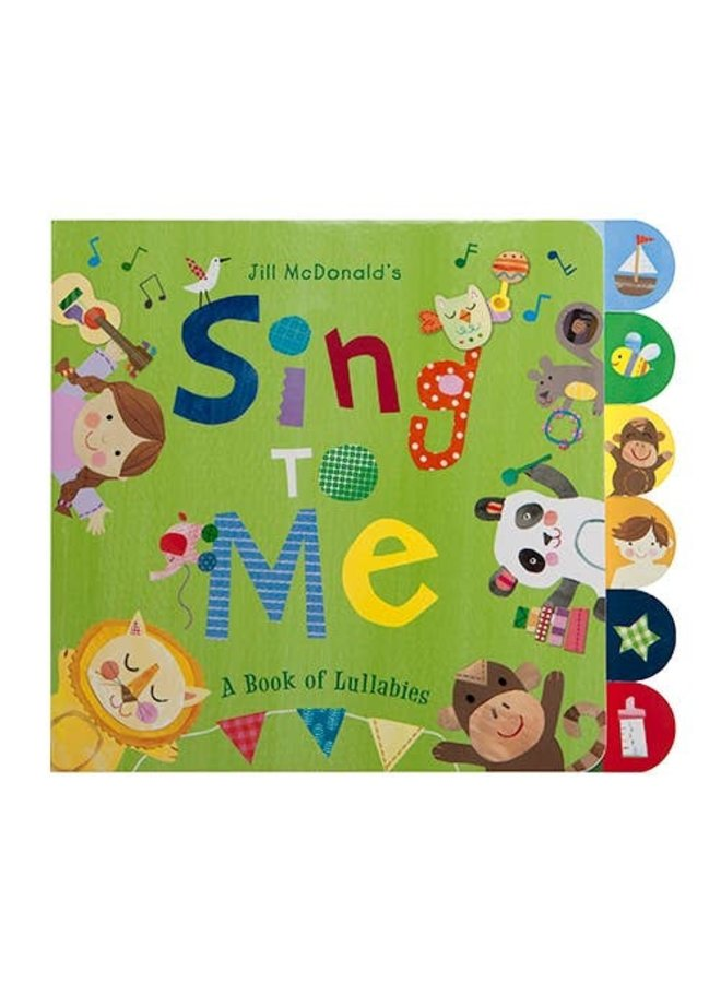 Sing to Me Board Book