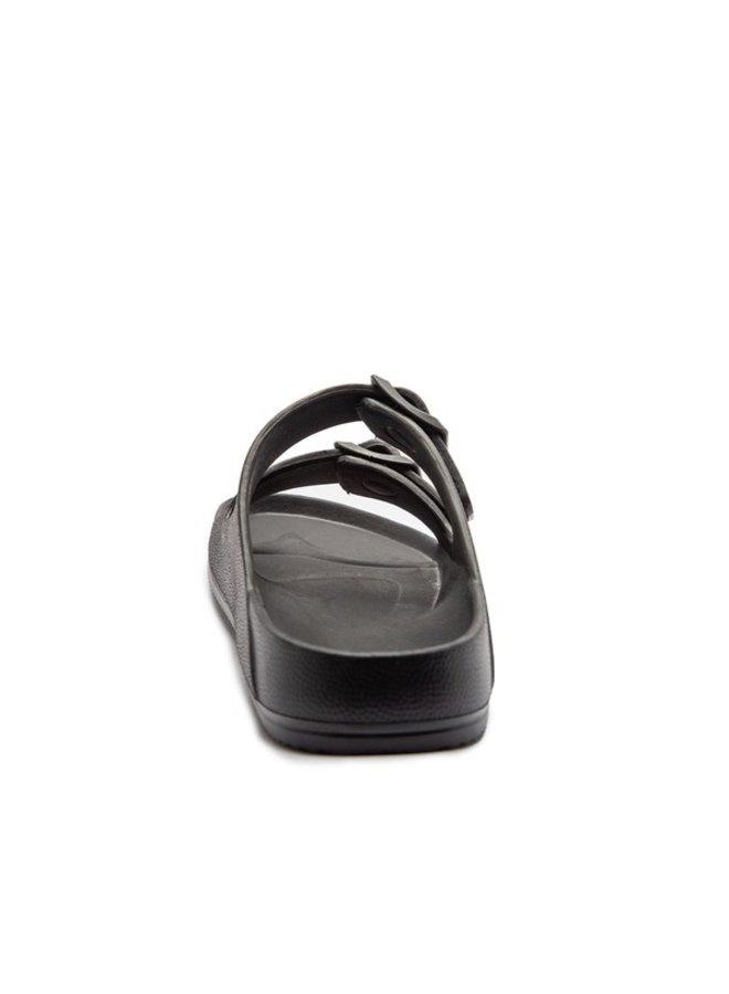 Black Lennie Sandal