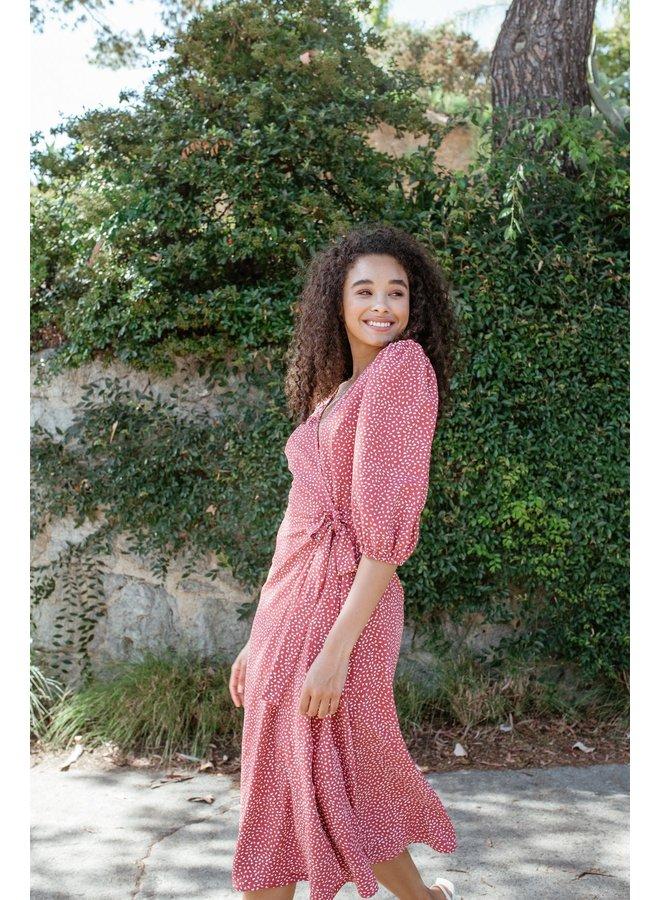 Ilana Wrap Dress
