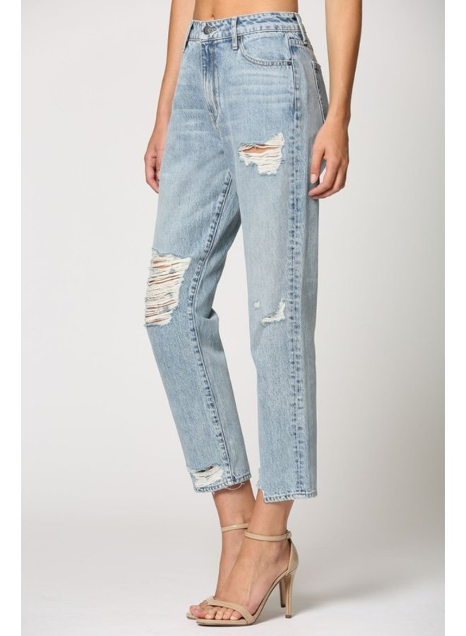 Tracey Distressed Jean