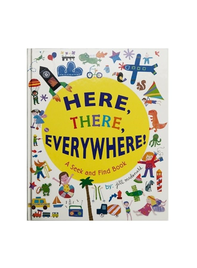 Here, There & Everywhere Book