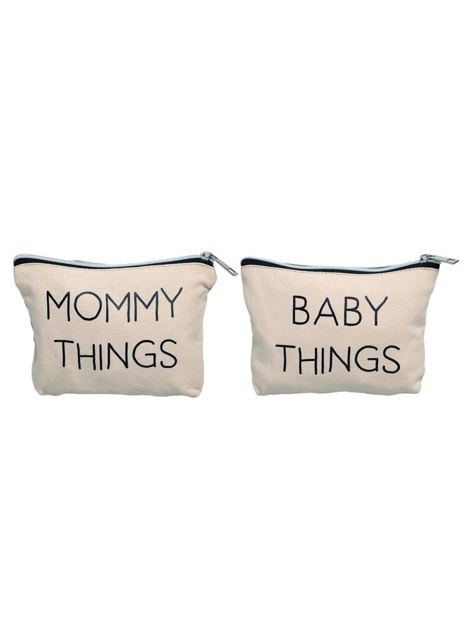 Mommy/Baby Things Bags