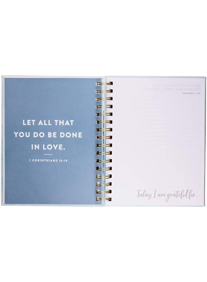 """Be Still"" Prayer Journal"