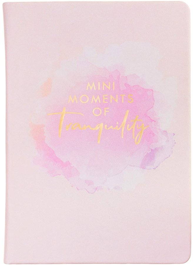 Moments of Tranquility Journal