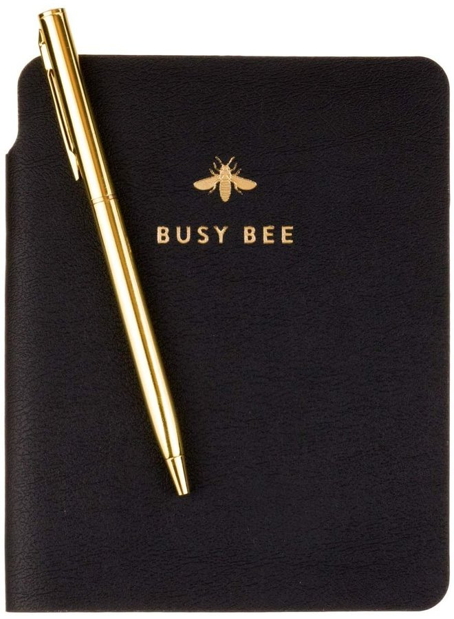Busy Bee Pocket Journal
