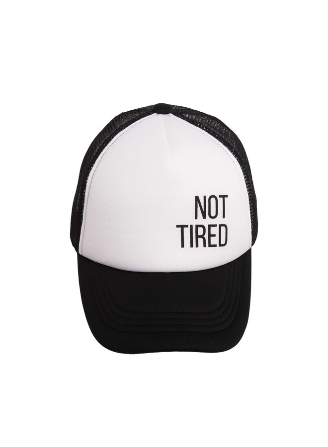 """""""Not Tired"""" Kids Hat"""