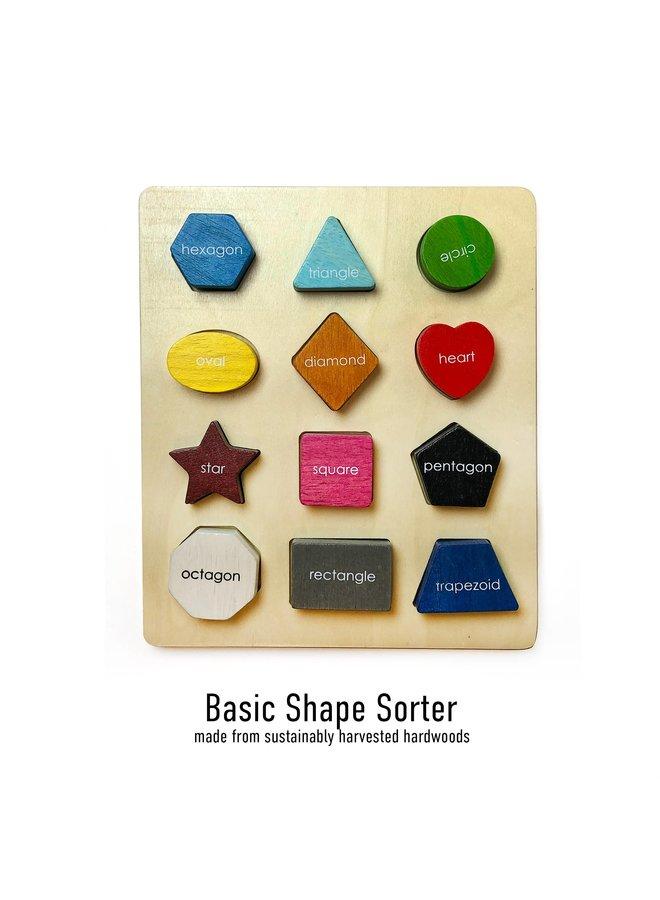 Shape Sorter Puzzle