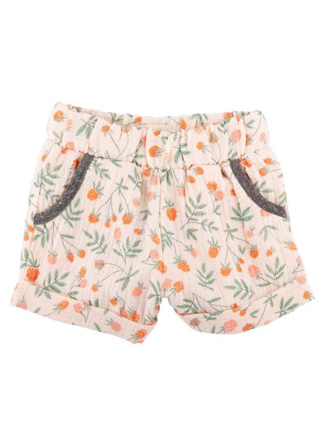 Raspberry Parade Shorts