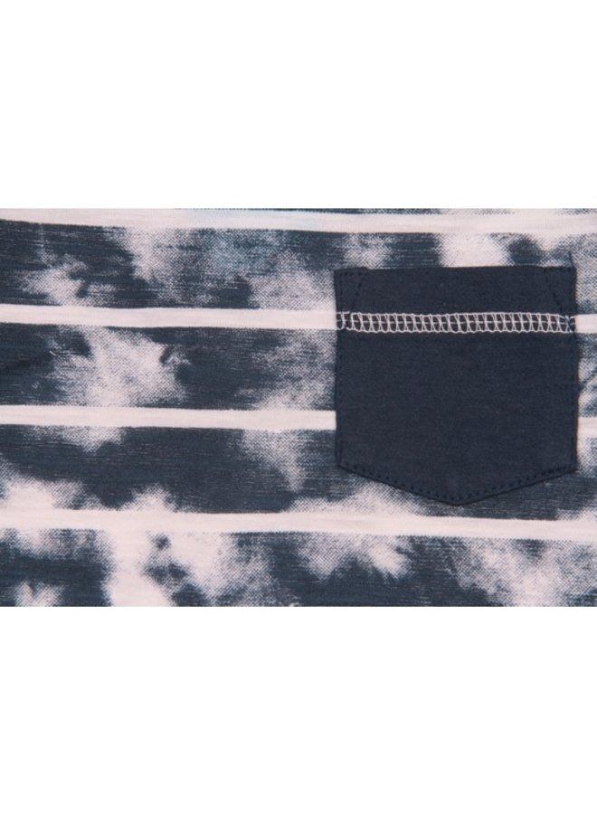 Burnout Stripe Tank