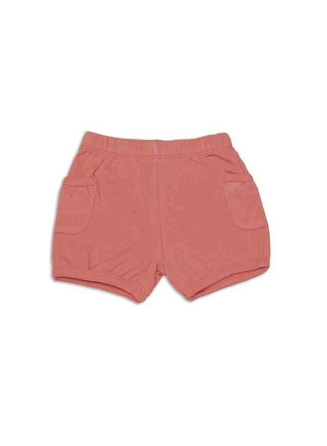 Organic Pocket Shorts